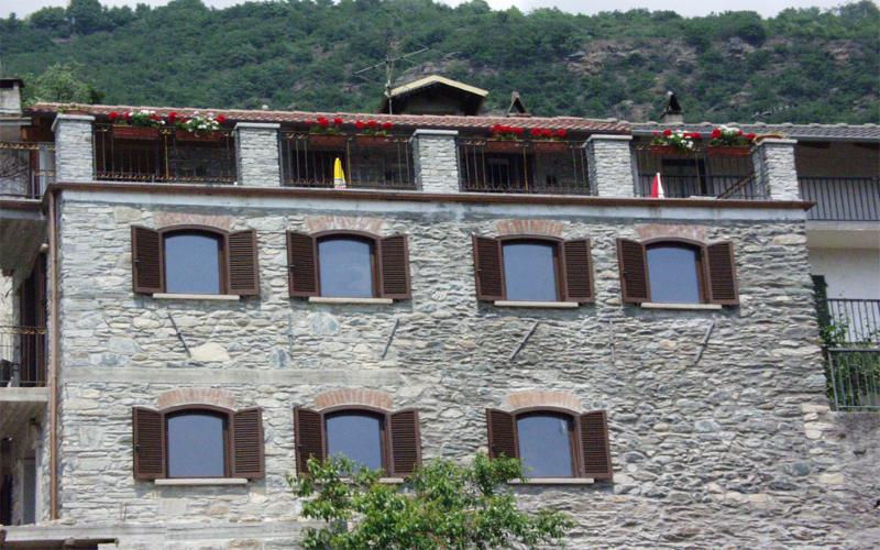 finestre sesto ribassato