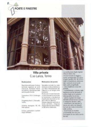 villa privata Torino