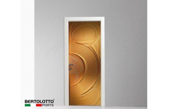 porta dorata