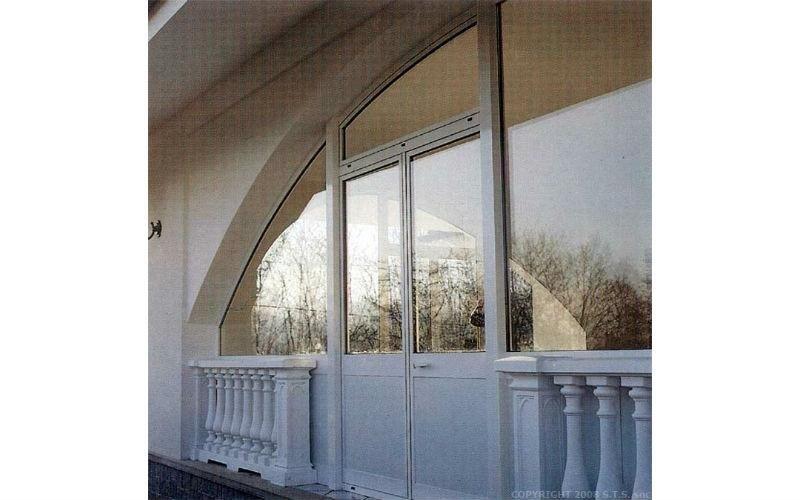 veranda bianca