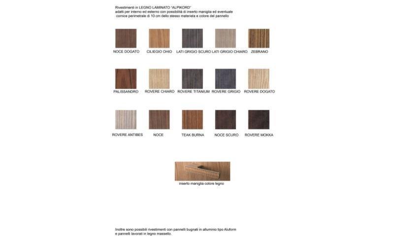 rivestimenti legno laminato