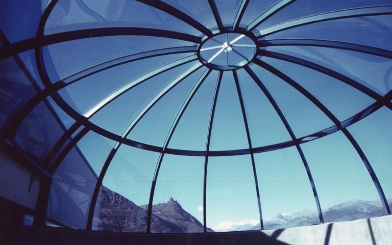 struttura cupola circolare