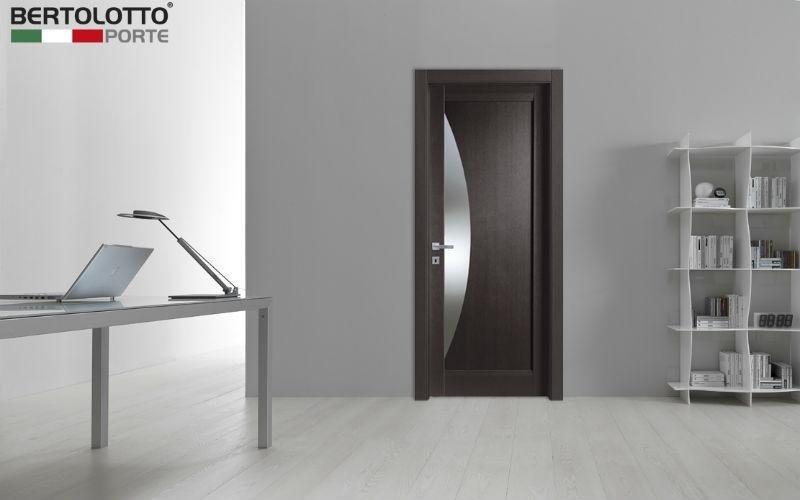 porta legno metallo