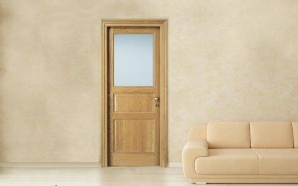 porta legno massiccio