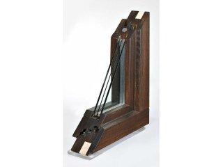 finestra legno anta