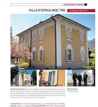 Villa epoca