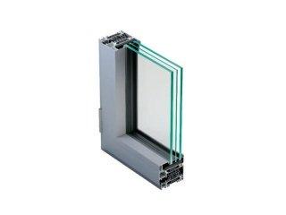 serramento anta vetro