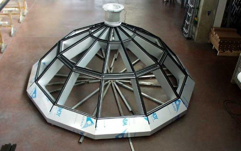 cupola base dodecadenale