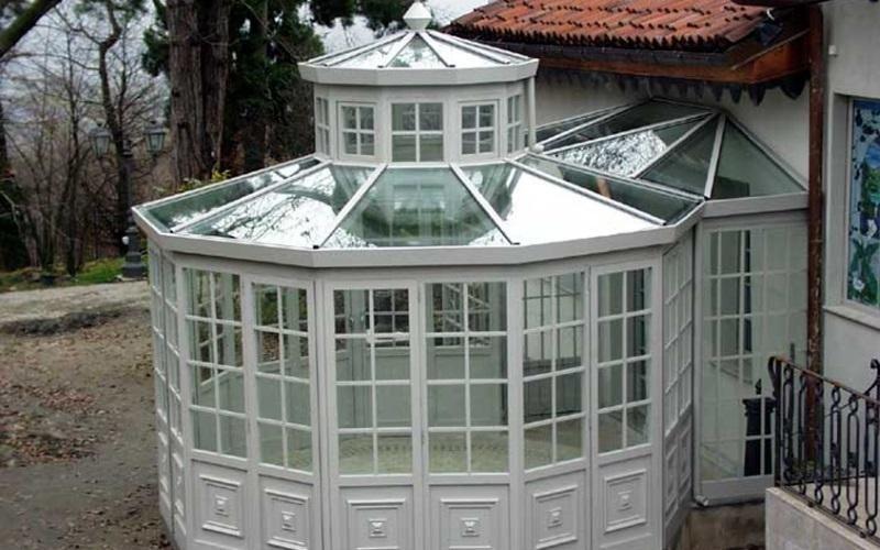 gazebo conservatory