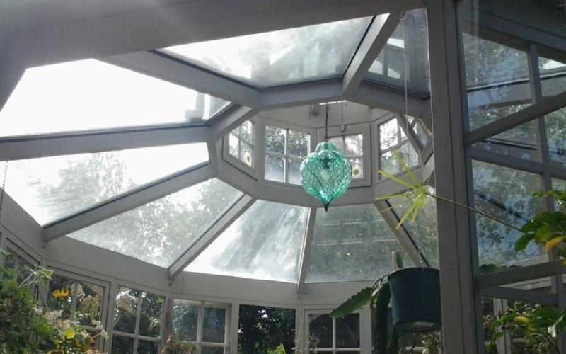 cupola su gazebo