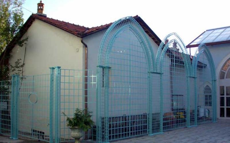 strutture centinate