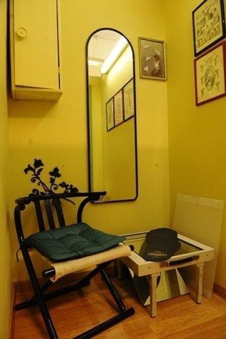 Sala attesa di ortopedia Moletta
