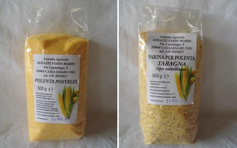 farina per polenta