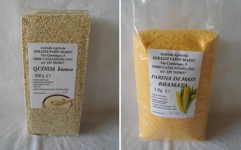 vendita quinoa novara