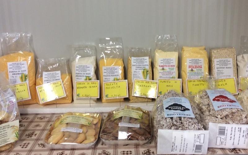 vendita prodotti riso