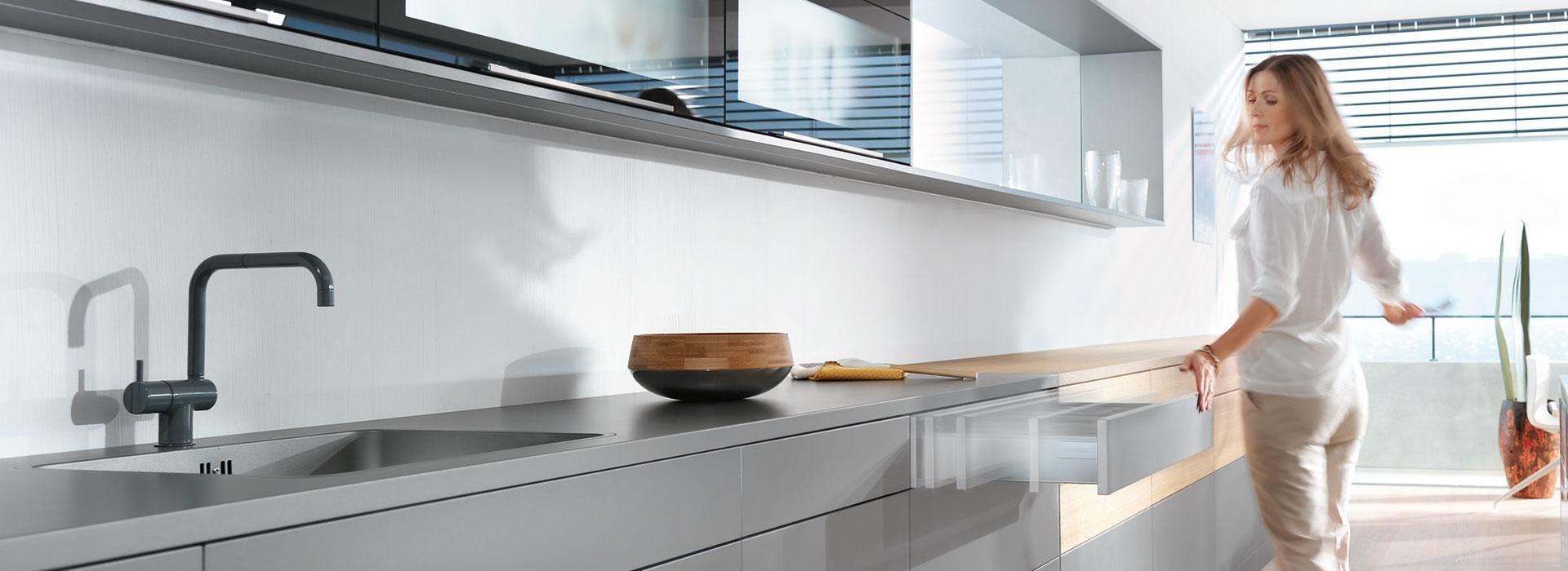 Linea Creativa Cucina e Living LUBE