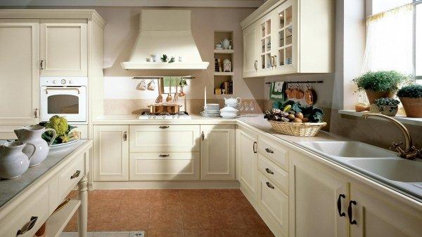 Cucina modello Velia laccata