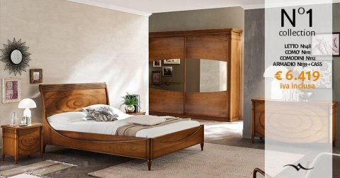 promozione camera da letto