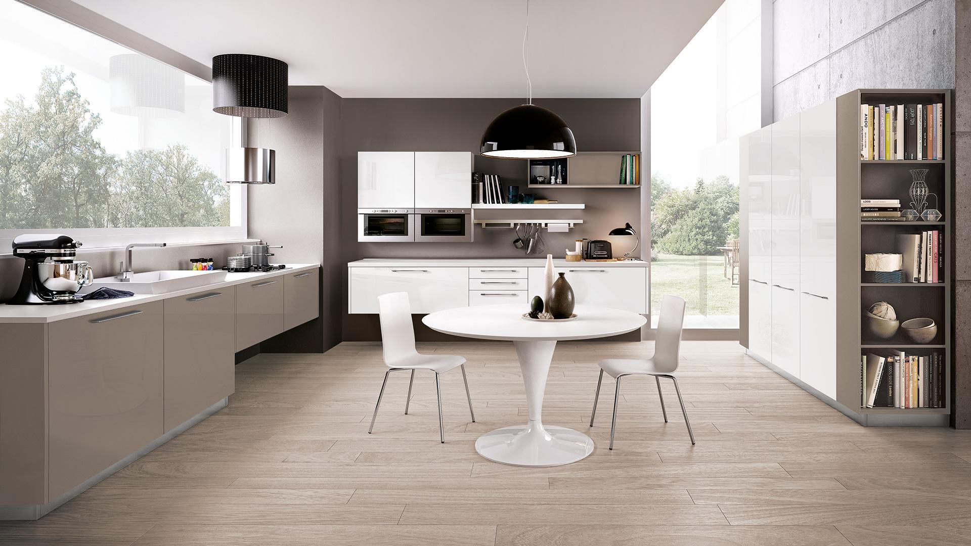 Cucine moderne LUBE - Cappelle dei Marsi Avezzano - Arredamenti D\'Andrea