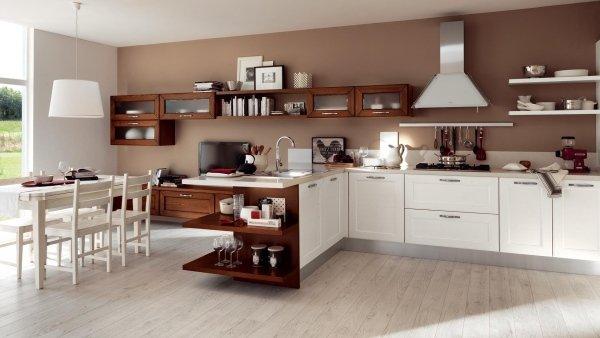 Cucina classica Claudia