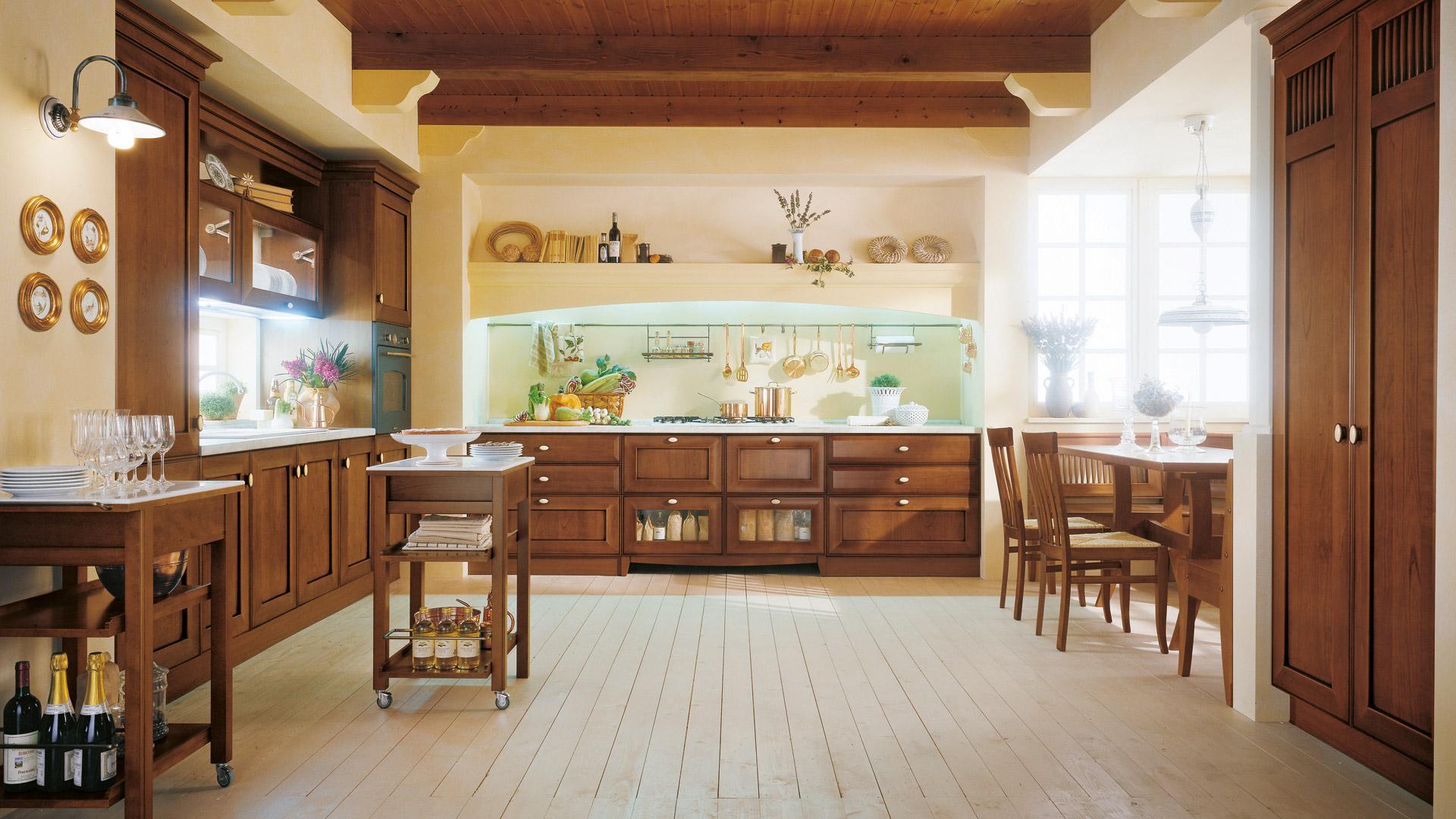 Cucine classiche LUBE - Cappelle dei Marsi Avezzano - Arredamenti D ...