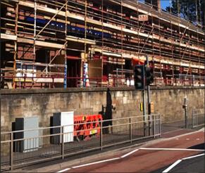 domestic scaffolding