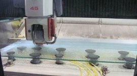 Lavorazione del vetro, brescia