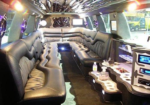 stretch escalade limousine ny