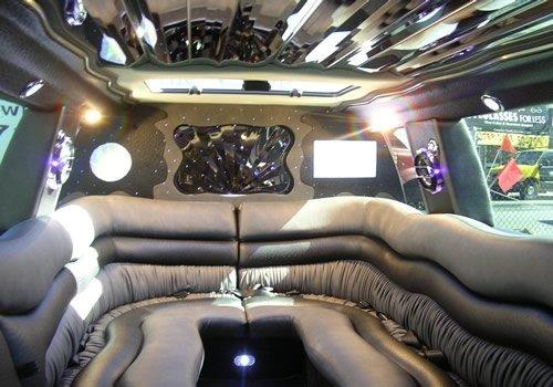 stretch limousine nyc
