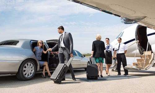 limousine airport service