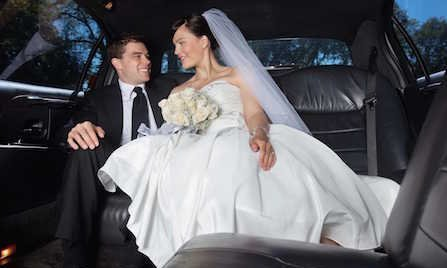 wedding limousine brooklyn