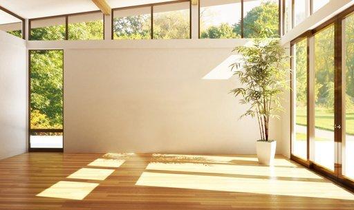 A sun room