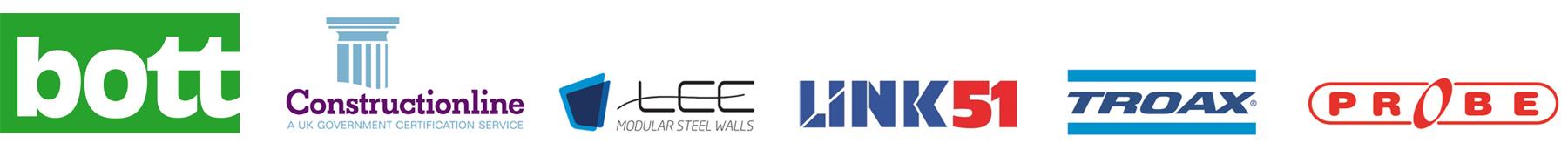 Logos of our associates