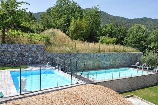 Piscina privata in provincia di Savona - Gervasio Piscine