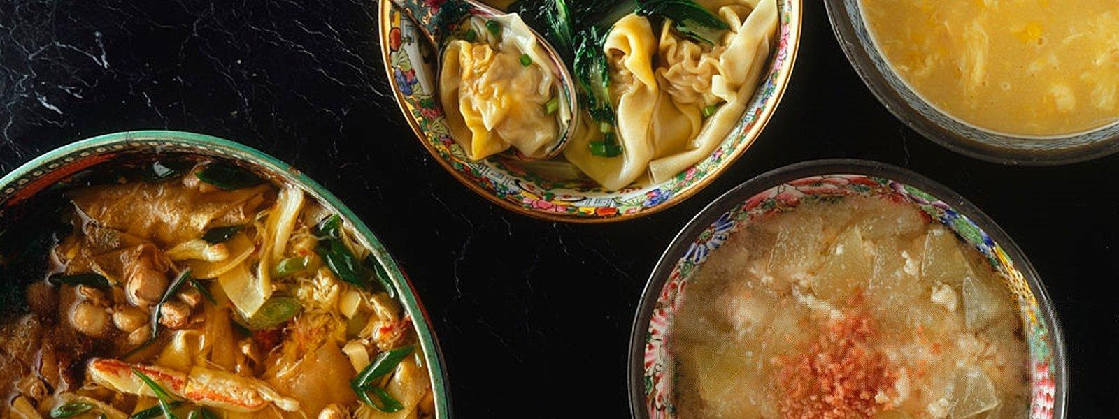 zuppe cinesi