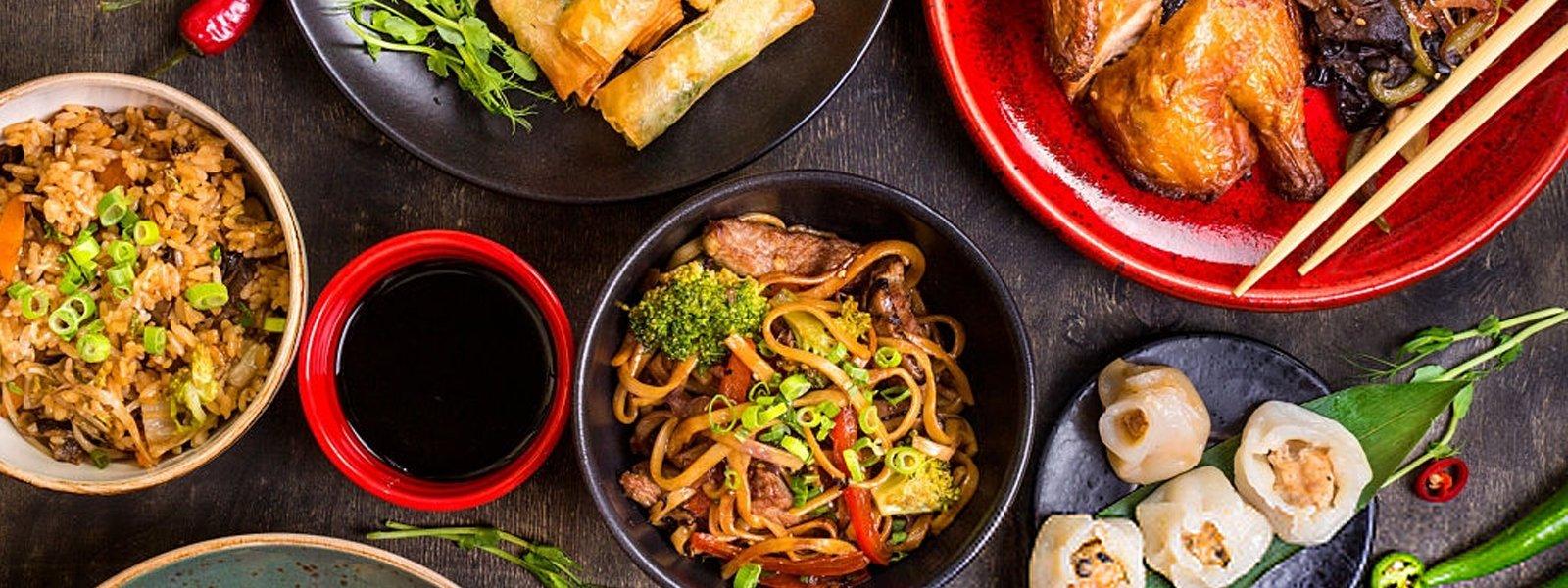 piatti di cucina cinese