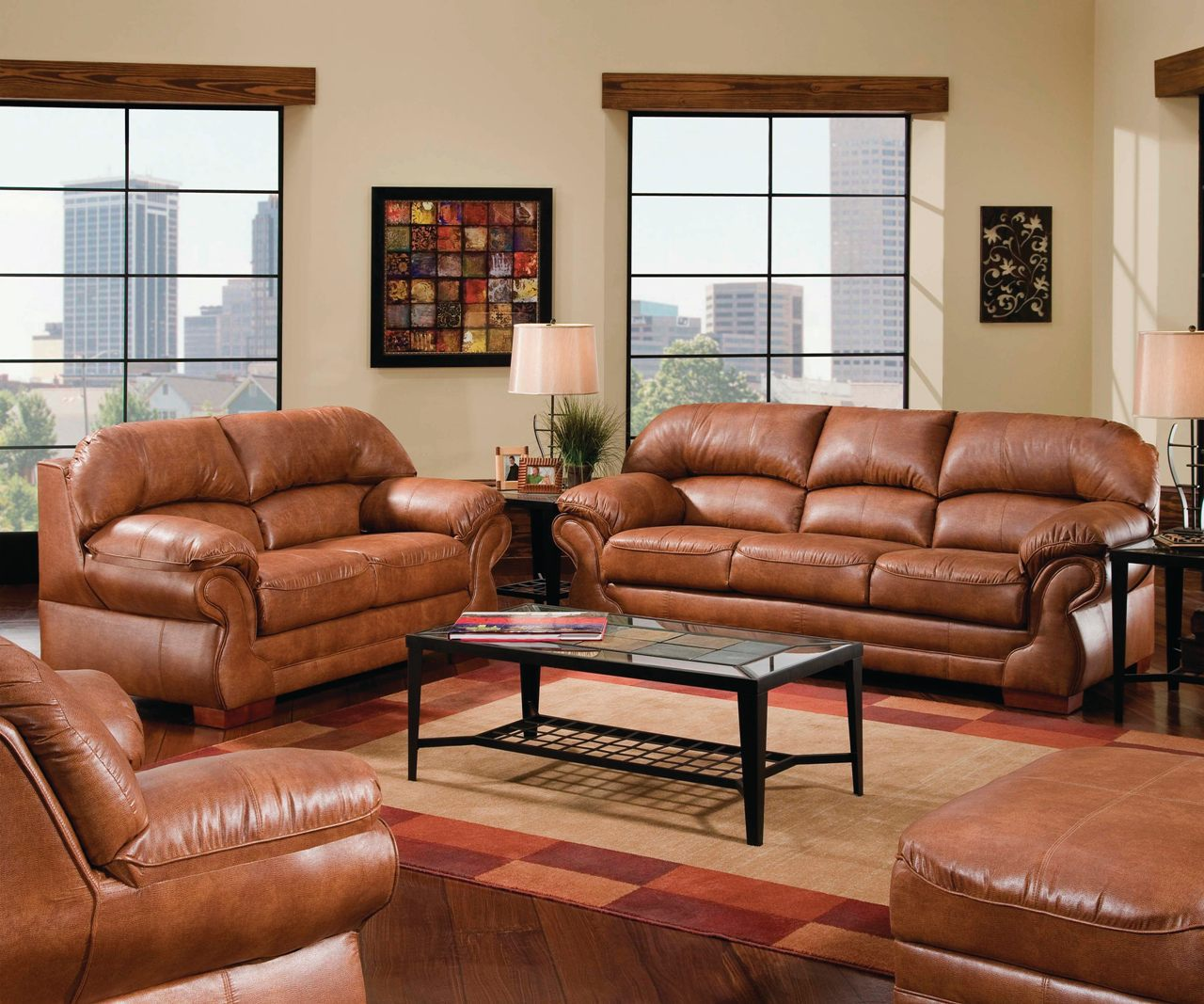 living rooms with leather couches. Visit our Furniture Store in Lincoln NE  Household Appliances Salvage Warehouse