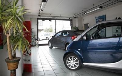 Vendita auto Smart
