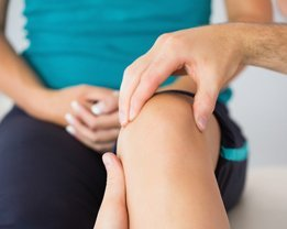 Leg pain ailment