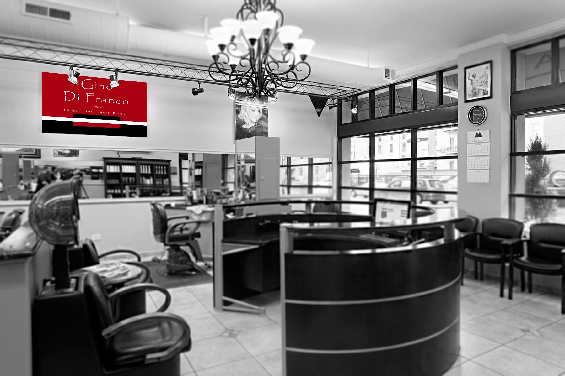Chicago Hair Salon and Barber Shop