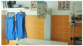 ambulatorio per ecografie