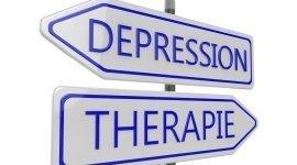 terapia per la depressione, cura della depressione