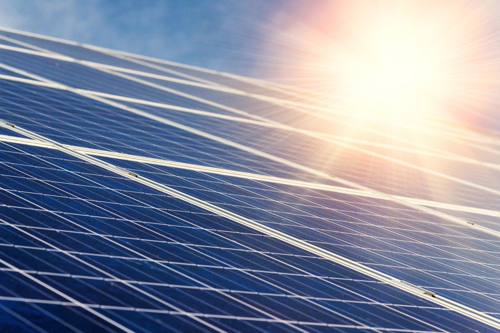 Pannelli solari a Termotecnica Savio a Mira Venezia