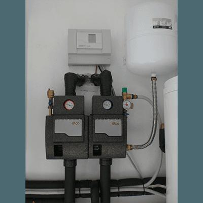 Contatore connesso ai pannelli fotovoltaici