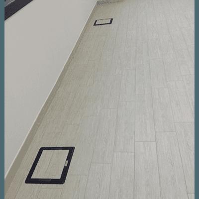 Prese a pavimento