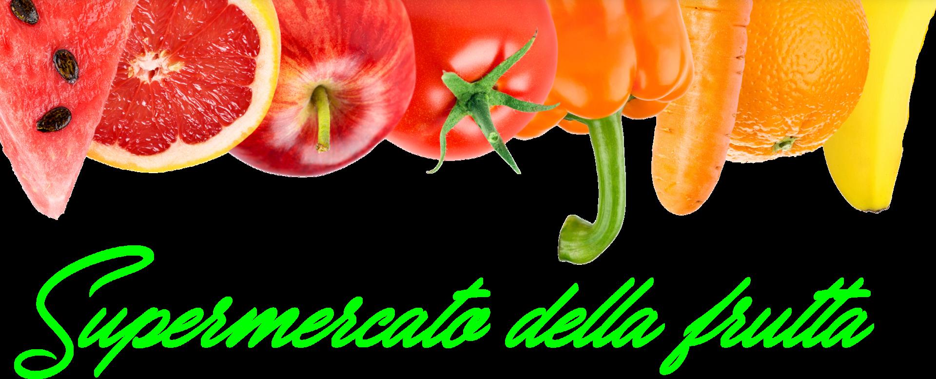 SUPERMERCATO DELLA FRUTTA - LOGO