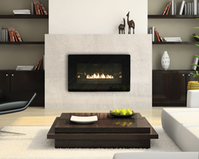 Loft Series vent-free gas fireplaces - Long Island NY - Taylor's Hearth & Leisure
