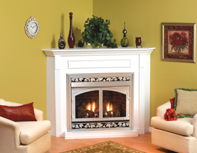Vail 32 and 36 vent-free premium gas fireplaces - Long Island NY - Taylor's Hearth & Leisure