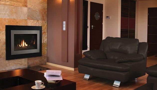 Astria Gemini CD gas fireplaces - Long Island, NY - Taylor's Hearth & Leisure