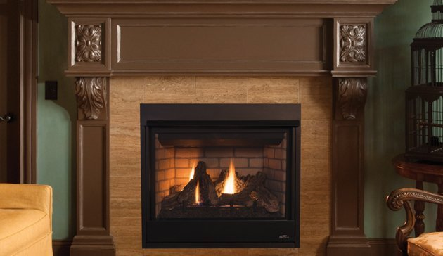 Astria Gemini gas fireplaces - Long Island, NY - Taylor's Hearth & Leisure
